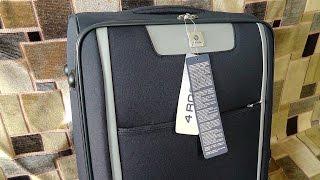 видео чемоданы на колесах
