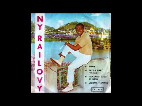 Ny Railovy - Satria tiako ianao (Discomad)
