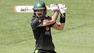 Maxwell reflects on whirlwind knock, brilliant run out