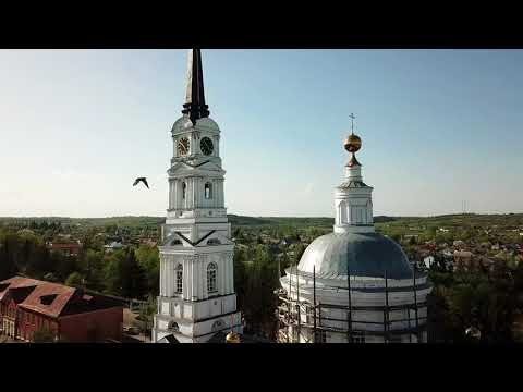 Рыльск, Курская область - DJI Mavic Pro
