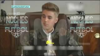 Entrevista a Justin Bieber