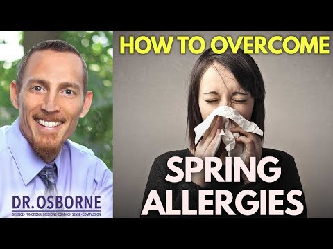How to overcome Spring Allergies