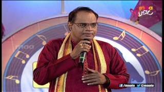 Super Singer 1 Episode 35 : Hari Kishan Mimicry
