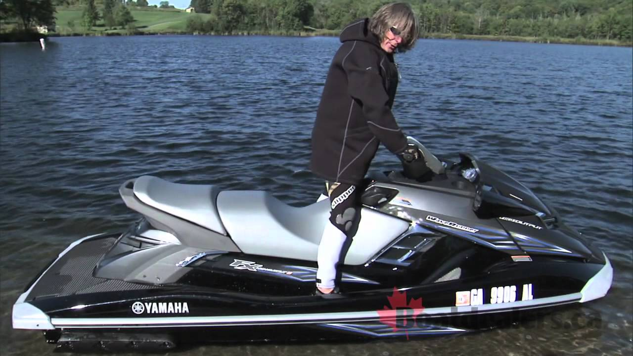 2012 yamaha fx ho waverunner pwc review youtube for 2012 yamaha waverunner
