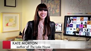 Author Kate Morton talks about 'The Lake House'