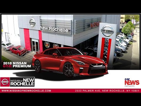 2018 Nissan GTR Premium   Nissan of New Rochelle   Westchester County New York near Yonkers