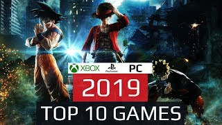 Top 10 Must Play Upcoming Games 2019 & 2020 | Pc, Ps4 & Xbox One