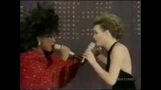 Anna Oxa e Patti labelle,,IMAGINE LIVE