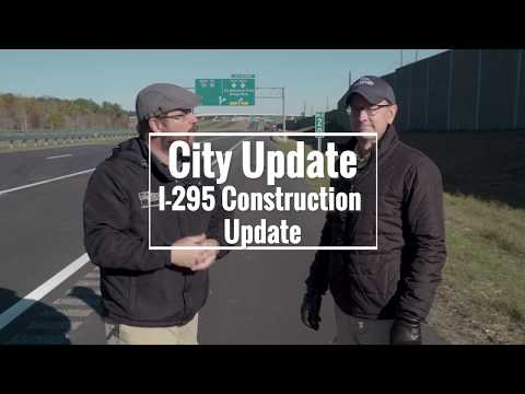 City Update - I 295 Cliffdale Section Opening