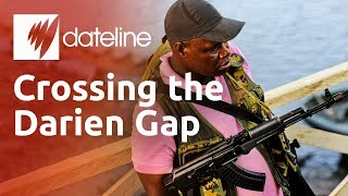 The journey to freedom through the Darien Gap