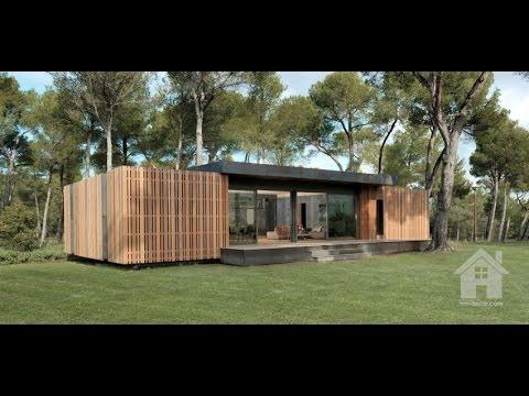 pop up house in france by multipod studio youtube. Black Bedroom Furniture Sets. Home Design Ideas