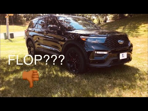 2020 Ford Explorer ST - Is It Fast, Agile, ..... .... FUN??? FIND OUT!!!!