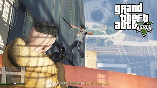 GTA 5 Online PC Lui Calibre and Daithi De Nogla Missions and Mayhem thumbnail