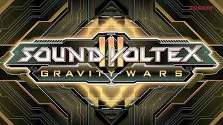 SOUND VOLTEX III GRAVITY WARS トレーラー -RASIS 03始動-