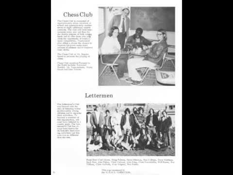 Mountain Empire High School 1974 Echo Yearbook