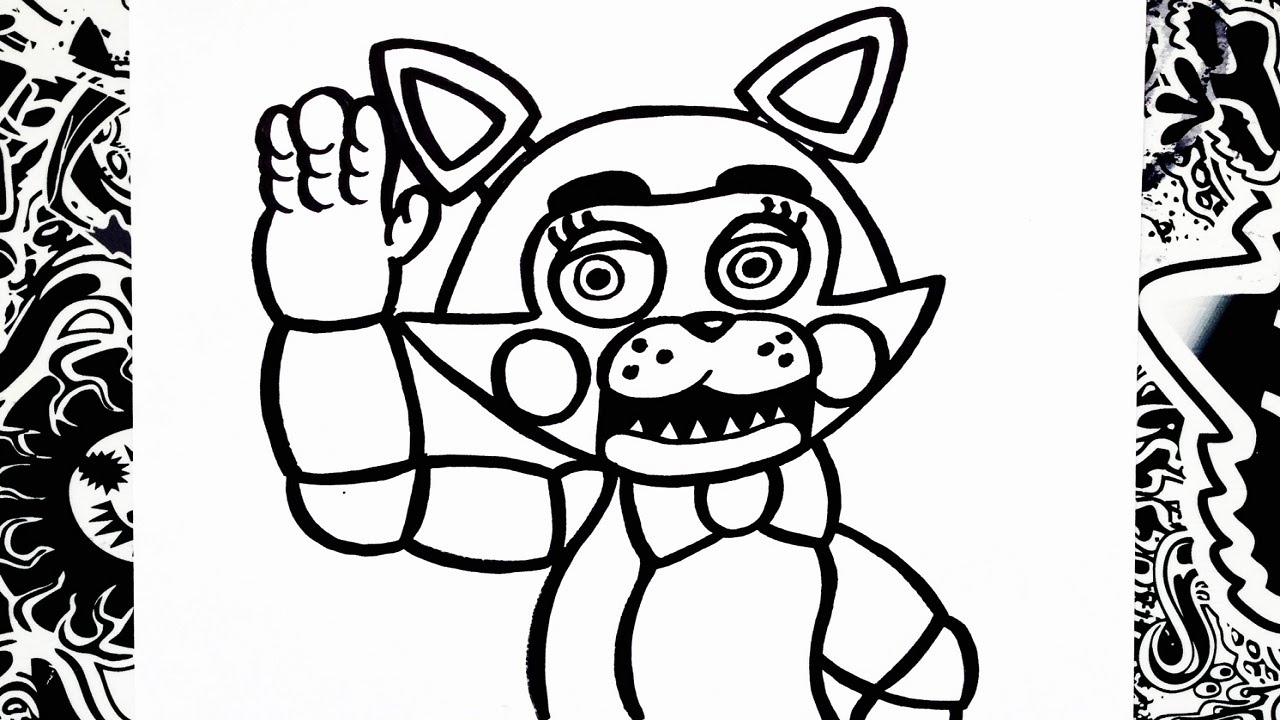candy the cat coloring pages - photo#11