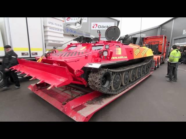 Panzerabschleppwagen