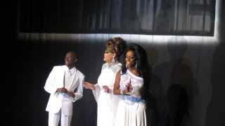 MR & MISS BLACK AMERICA 2014 OPENING