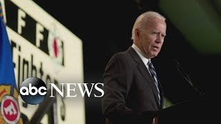 Joe Biden hits campaign trail with Pennsylvania rally