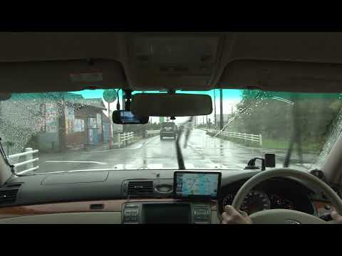 Toyota Brevis 2500 1JZ-FSE (rainy)