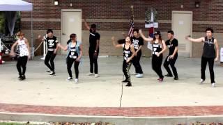 TAEYANG - Ringa Linga (링가 링가) - [TPOK & The Aces] Dance Cover