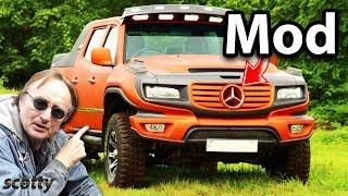 Modified Tata Xenon Truck in India - Full Body Mod thumbnail