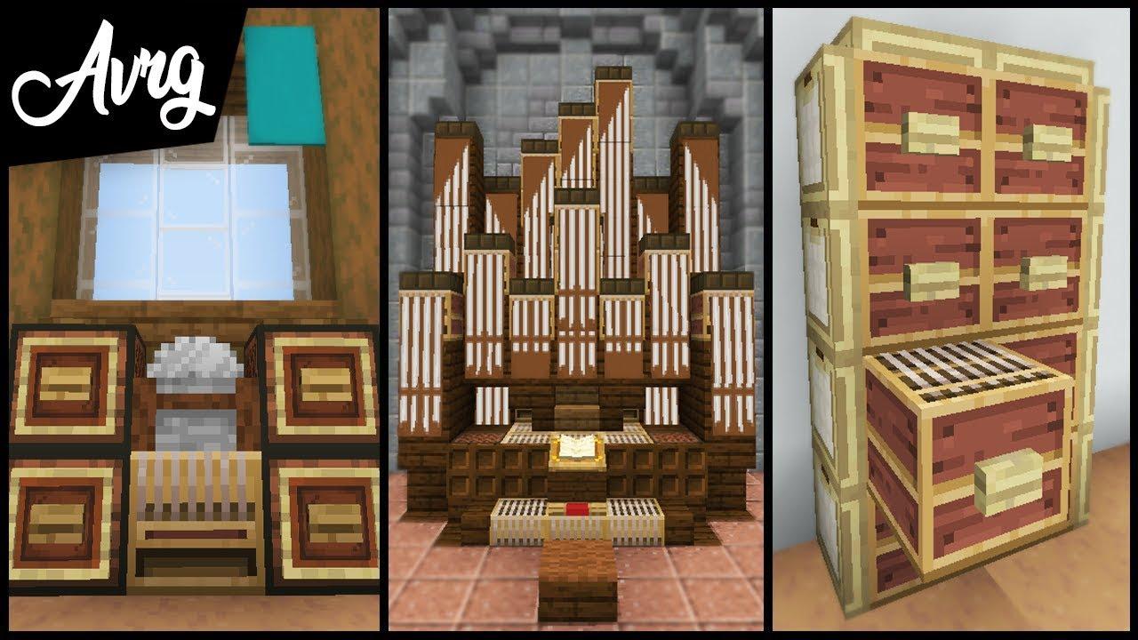7 Loom Building Ideas for Minecraft 1 14