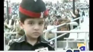 PAKISTANI  Brave child joion pak ARMY