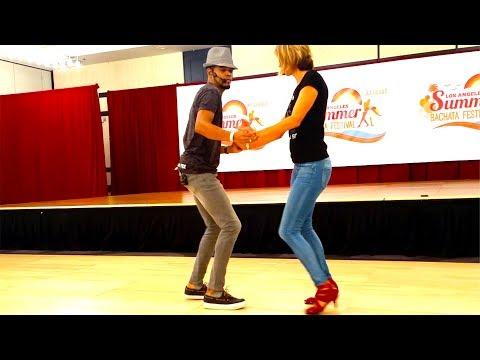 Bachata Workshop 2019 Dance Demo | Juan Mejia y Melanie