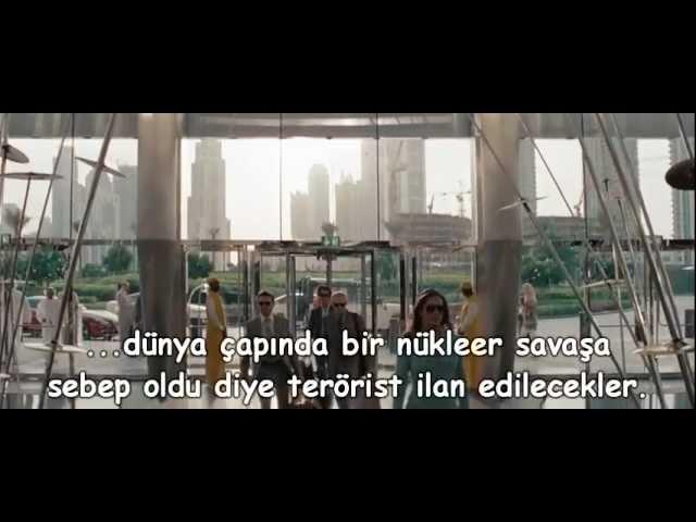 Mission Impossible Ghost Protocol (2011) Trailer Türkçe, Grevimiz Tehlike 4