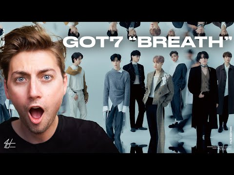 Video Editor Reacts to GOT7 \