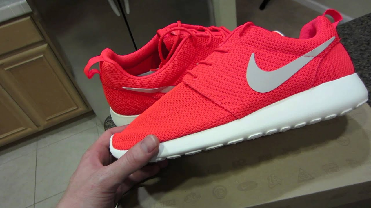 nike roshe color