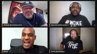 Let's Chop It Up (Episode 41) (Subtitles) : Wednesday August 4, 2021