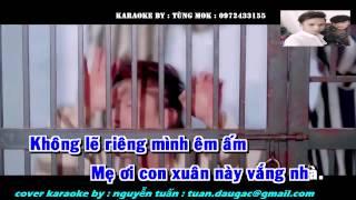 [Karaoke HD] Xuân Này Con Không Về Remix -Du Thiên Full beat