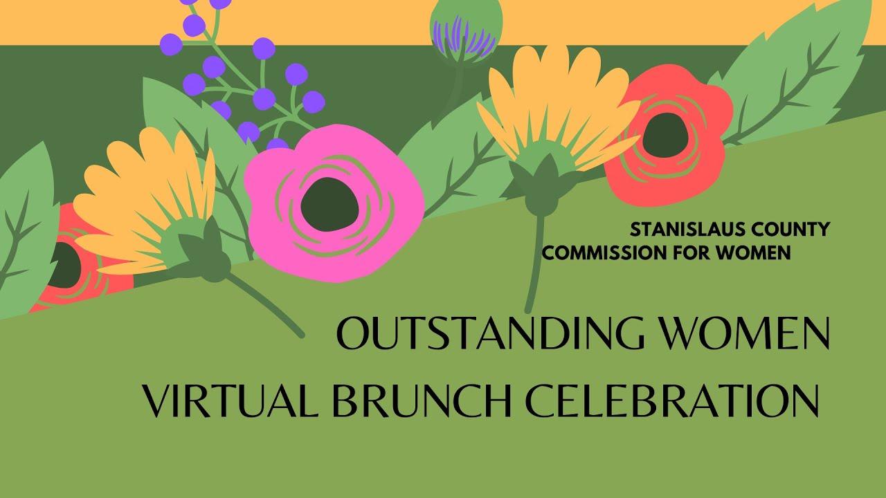 2021 Stanislaus County Outstanding Women Brunch