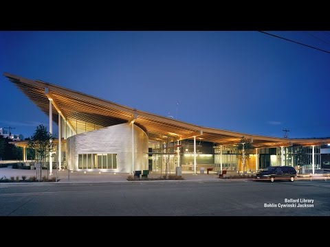 Architect Michael Green and Building with Wood