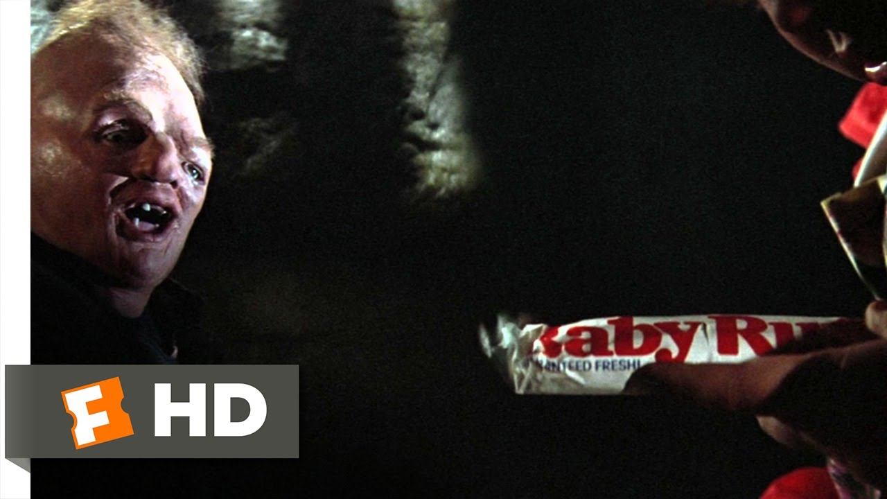 The Goonies (5/5) Movie CLIP - Sloth's Baby Ruth (1985) HD ...