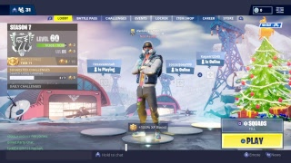Fortnite ps4 and Xbox