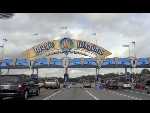 Walt Disney World Vlogs December 2013: Day 1 - Traveling to Walt Disney World (Episode 82)