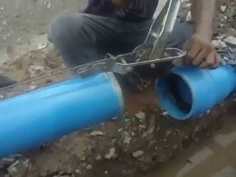 How To Connect 6 Pvc Pipe You