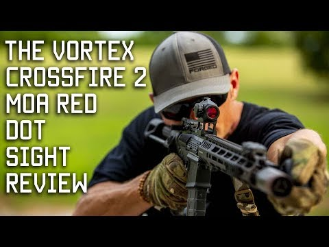 Navy SEAL Reviews The Vortex Crossfire  | Tactical Rifleman