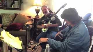 Daniel Amos- rehearsal- Dec. 19, 2012