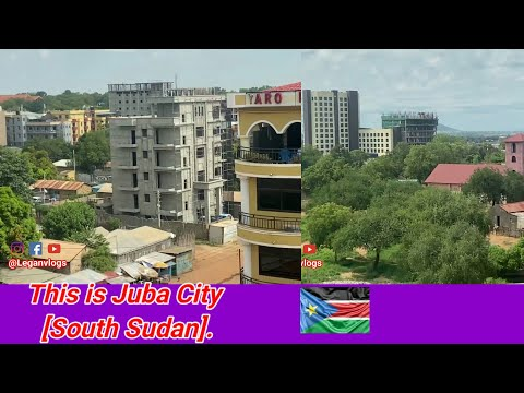 This is Juba South Sudan (You must watch)...