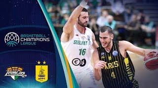 Stelmet Zielona Gora v Aris - Highlights - Basketball Champions League 2017-18