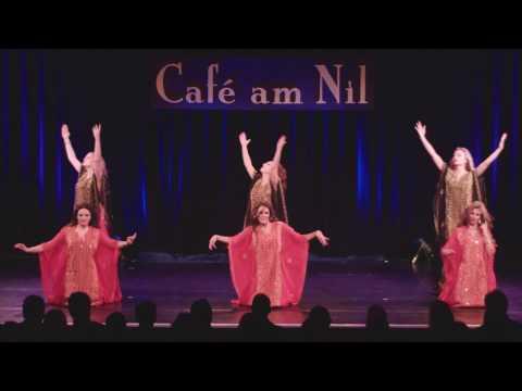 Café Am Nil 2014-Oriental Roses-Al Shaky by Hussain Al Jasmi