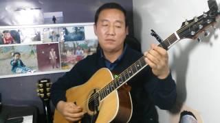 사랑만은 않겠어요 (윤수일) 이창직 기타연주 Bm 통기타