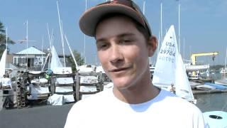 Nick Voss - Snipe Sailor