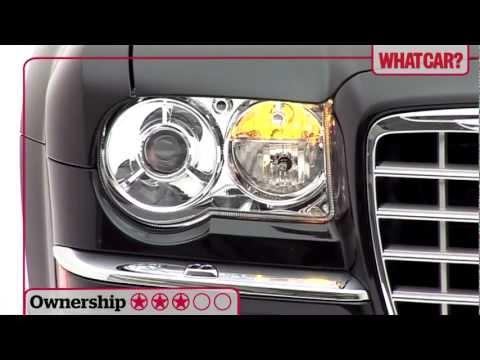 Chrysler 300C Saloon review