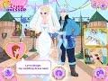 Design Your Frozen Wedding Dress - Frozen Games