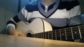 I like you andree guitar cover
